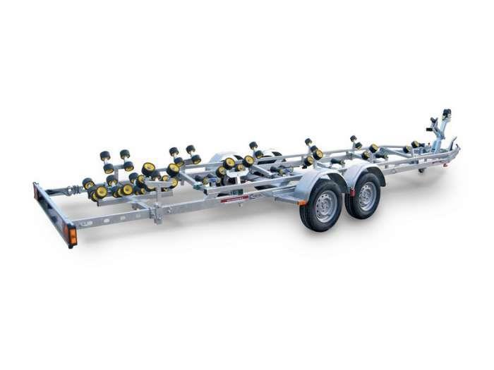Carrello Stradale 3500-R carrello stradale per barca gommone