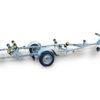 carrello stradale N750B-S.F.-Rcarrello stradale per barca gommone special line firenze toscana