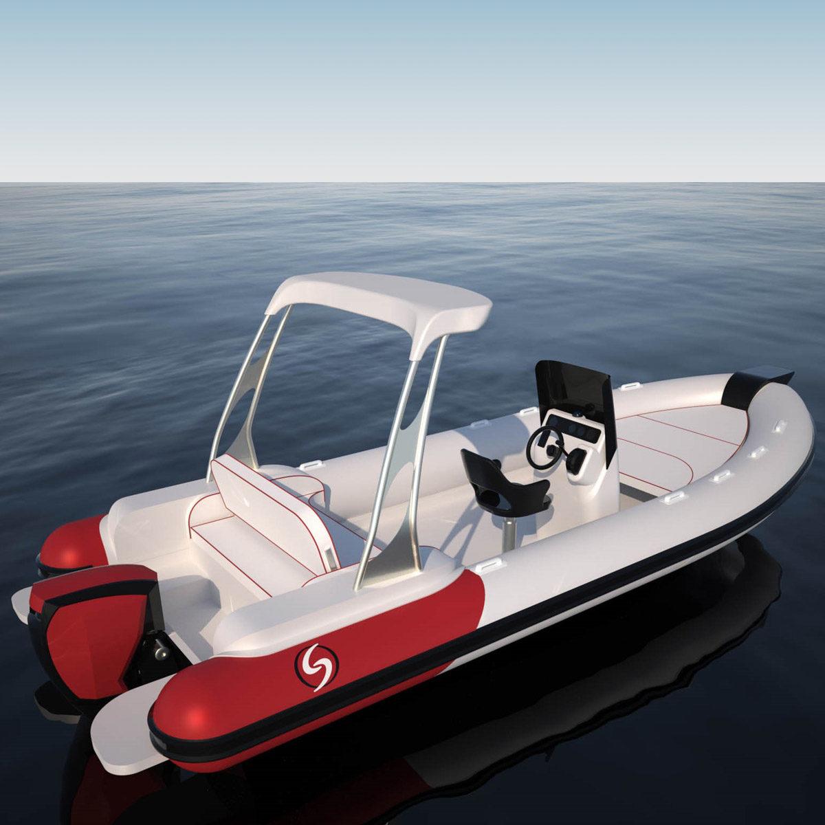 barca e gommone per disabili con sollevatore sealift