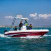 imbarcazione per disabili one special line con sollevatore installabile su tutte le imbarcazioni e gommoni